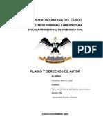 PLAGIO METODOS