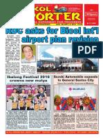 Bikol Reporter August 28 - September 3, 2016 Issue