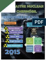 Accidente de Chernobil :v