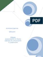 webquest -Redes Sociales-
