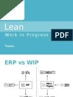 ERP vs WIP