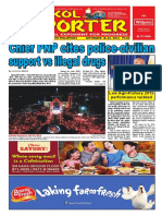 Bikol Reporter September 18 - 24, 2016 Issue