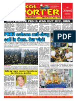 Bikol Reporter September 25 - October 1, 2016 Issue