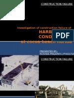 Construction Failures-harbour Cay Condominium