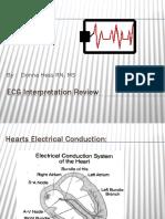 Removing Baseline Wander in ECG Waveforms