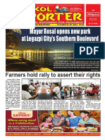 Bikol Reporter October 23 - 29, 2016 Issue