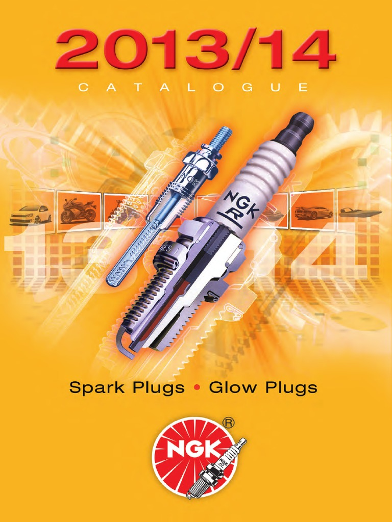 ABS 2003-2010 NGK Resistor Sparkplug CR9EH-9 for Honda ST1300