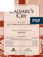 Calvarys Cry PDF