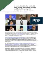 Rețeaua Soros Care Conduce România
