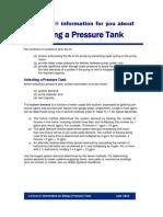 Sizing Pressure Tank_final