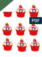 Muffin Strawbery