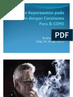 Asuhan Keperawatan CA Paru & COPD