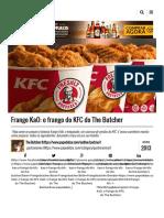 Frango Do KFC