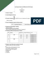 Report Formate Final