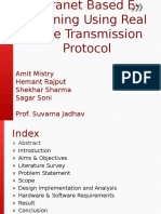 Final PPT Intranet Based E-Learning(Final)