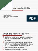 Lecture18 HMMs Part1