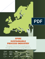 SPIRE - Sustainable Process Industry October 2011
