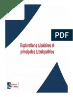 4-Essig Explorations Tubulaires Et Principales Tubulopathies-2