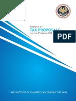 ICAI Budget