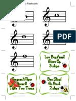 Ladybug Game Cards