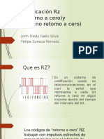 Codificación Rz