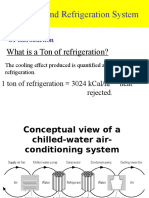 HVAC and Refrigeration System