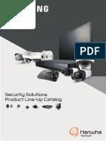 Hanwha 2016 Sales Catalog Web
