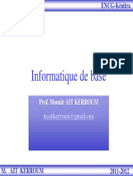 Info de Base (Généralités)