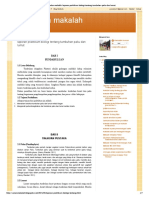 Kumpulan Makalah_ Laporan Praktikum Biologi Tentang Tumbuhan Paku Dan Lumut