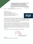 Surat Pemanggilan Peserta Plpg Periode 1602