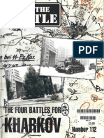 After the Battle 112 the Four Battles of Kharkov No 112