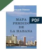 Mapa Perdido de La Habana - Fernando Dámaso