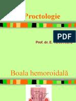 Boala hemoroidala 2008