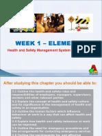 Nebosh Week 1- Element 3(1)