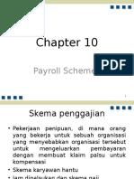 Payroll Schemes 10