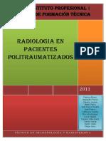 Radiologia en Politraumatizados