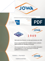 JOWA Metal Mecanico Revisado