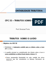 0003632 Tributária CPC 32