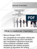 Medicinal Chemistry-part 1