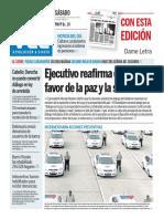 Diario Ciudad Valencia Edición 1626 (Sábado 12-11-16)