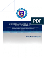Guia Participante 2016 Me Epg Unp