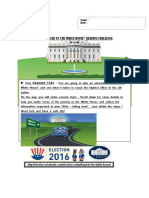 The Road to the White House Animated Tour