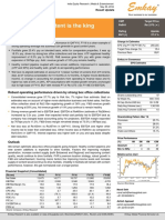 PVR Q4FY16 Results Review Emkay