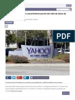 Yahoo Admite Que Tuvo Conocimiento Previo Del Robo de Datos de Usuarios en 2014 _ Silicon