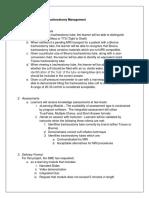 tracheostomy management lesson plan