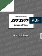 DTXpress User ITA