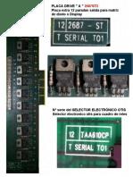 Fotos Selector Electronico OTIS