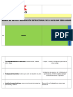 Iperc Reparacion Estructural de La Maquina Deslaminadora de Planta Electroliítica 26 08 2016