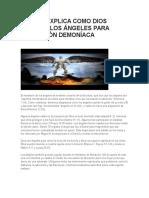 Pastor Explica Como Dios Utiliza a Los Ángeles Para Liberación Demoníaca