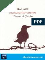 Manuscrito Cuervo - Max Aub